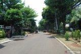 Kompleks rumah dinas menteri lengang jelang pelantikan presiden