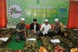 Sajian nasi gegok terbanyak  Muslimat NU Trenggalek pecahkan rekor MURI