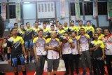 Kejuta, Berlian Bank Jateng juara baru Livoli Divisi Utama
