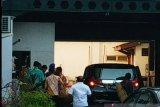 Wiranto kembali  ke RSPAD setelah 3,5 jam keluar