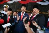 Jokowi umumkan menteri kabinet baru  besok