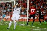 Real Madrid ditundukan Mallorca dan gagal kembali ke puncak