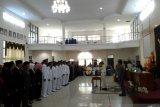 Wali Kota Baubau melantik 130 pejabat