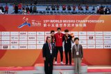Edgar Xavier raih emas kejuaraan dunia wushu di China
