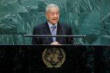 Mahathir Mohamad ingatkan kemungkinan sanksi dagang terhadap Malaysia