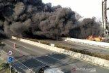 Pertamina fokus tanggulangii kabakaran pipa Padalarang