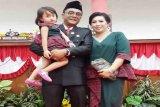 Perempuan Dayak dibalik kesuksesan Sigit jadi Ketua DPRD Palangka Raya
