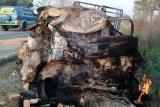 Kecelakaan di Jalinsum Lampung diduga sopir mengantuk