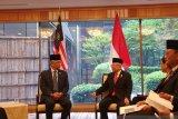 Kunjungan pertama Wapres Ma'ruf, bertemu Raja Malaysia dan ini yang dibahas