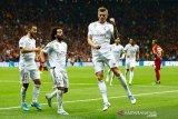 Gol tunggal Toni Kroos antar Real Madrid menang di markas Galatasaray