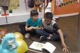 Disperpusip Kota Magelang juara stan Pameran Perpustakaan Jateng