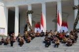 Pengamat nilai komposisi menteri pilihan Jokowi sebagai kabinet ahli