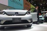 Lima produk mobil 'All New Fit' andalan Honda di Tokyo