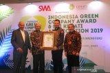 PT Vale meraih peringkat tiga Indonesia