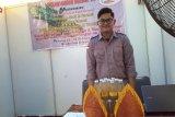 Mahasiswa dari Medan pamerkan minuman sehat dari limbah kulit nanas