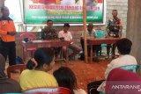 Satgas TMMD kolaborasi BPBD sosialisasi kebencanaan