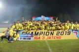Persiku juara Liga 3 Zona Jateng