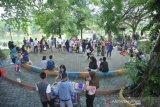 30 persen taman  Kota Palembang rusak