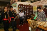 Pameran budaya dan bazzar kuliner platform Indonesiana-pesta kolintang Tomohon