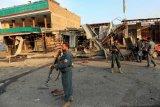 Kepolisian Afghanistan menyita empat ton zat kimia untuk membuat bom