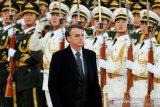 'Menteri super' di Brazil mundur, Presidennya terpukul