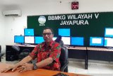 BBMKG Jayapura telah pasang 10 seismograf deteksi gempa bumi-tsunami