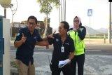 Satker Bandara Internasional Yogyakarta simulasi bencana tsunami