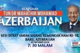 Malaysia akan membuka kedutaan di Palestina