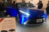 Toyota Mirai  2 : megahnya sedan bahan bakar hidrogen