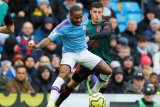 Man City bungkam Aston Villa
