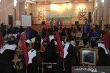 Disdik Kalteng-BNF lakukan edukasi pelestarian owa-owa kepada siswa