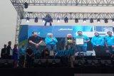 Karnaval Jakarta Langit Biru meraih rekor MURI