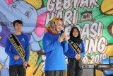 Bunda Literasi Lampung akui pentingnya tanamkan budaya gemar membaca dan menulis kepada masyarakat