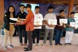 SMA Kolese De Brito juara Lomba Film Indie Disbud Sleman