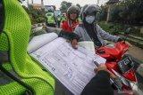 Polresta Padang keluarkan ribuan berkas tilang saat periode PSBB