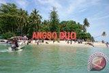 Wisatawan ke Pulau Angso Duo Kota Pariaman meningkat hingga 150 persen