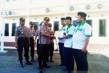 Baznas terima zakat dari Personel Polres Selayar Rp105 juta