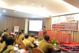 KPK latih para auditor inspektorat Minahasa Tenggara