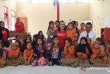 OCBC NISP membangun fasilitas umum di Lombok Utara