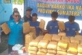 BNN Sumut sita 143 kg ganja jaringan Aceh