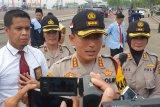 Polrestabes Palembang galakkan  pemberantasan narkoba jelang Tahun Baru