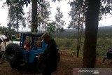 Banyumas luncurkan paket wisata offroad lereng Gunung Slamet