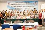 Pimpinan-anggota DPRD Manado ikut bimtek penguatan fungsi