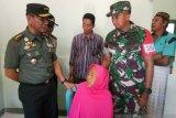 Progres TMMD Lombok Tengah mencapai 100 persen