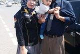 TKW Sampang di Arab Saudi bertemu bayinya setelah 12 hari terpisah