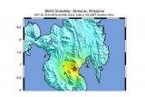 Gempa bermagnitudo 6,1 guncang Filipina