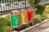 Mahasiswa FTUI buat sistem pengelolaan sampah berbasis teknologi