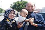 TKW ditangkap polisi Arab Saudi, sempat berpisah 12 hari dengan bayinya