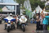 BPJS Ketenagakerjaan sosialisasikan keselamatan berkendara lewat