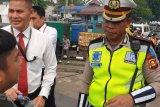 Polantas Palembang kandangkan ratusan  kendaraan tak bersurat